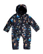 Quiksilver Baby Suit Black Snow Party