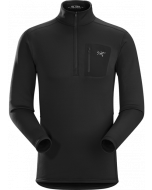 Arc'teryx Mens RHO AR Zip Neck