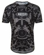 Cycology Mens Technical T-Shirt Velo Tattoo