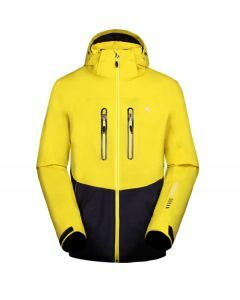 Tittallon Russ Jacket - Yellow