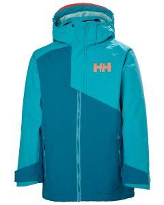 Helly Hansen Jr Cascade Jacket -Blue-K08