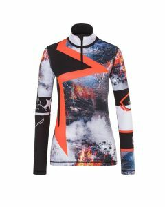 Bogner Fire+Ice Womens Ilvy Skivvy Multi