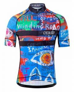 Cycology Mens 8 Days Jersey