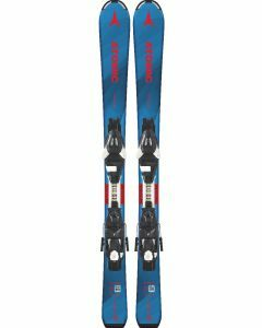 Atomic Vantage Jr Ski + C5 Binding