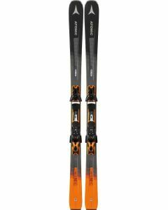 Atomic Vantage 82Ti Ski + FT12 GW Binding