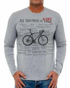 Cycology Mens Long Sleeve T-Shirt - All You Need