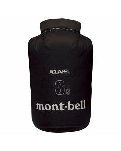 Montbell Aquapel Stuff Bag 3L - Gunmetal
