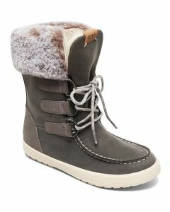 Roxy Women's Rainier Snow Boots - Charcoal