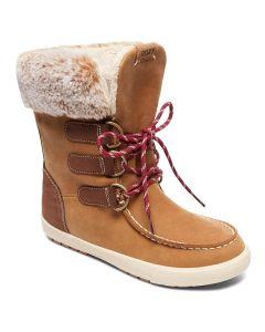Roxy Women's Rainier Snow Boots - Tan