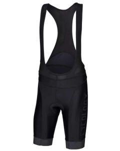 Cycology Mens Bib Shorts Logo Black