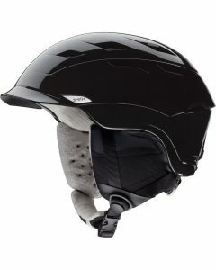 Smith Womens Valence Helmet - Black Pearl