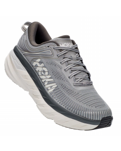Hoka One One Mens Bondi 7 (Wide Fitting)