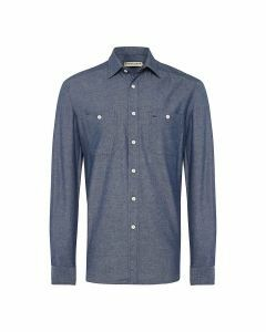 R.M. Williams Bourke Work Shirt - Indigo