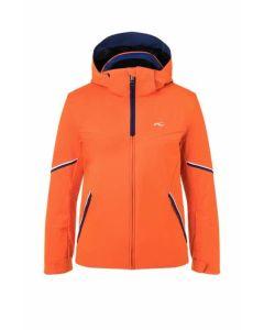 Kjus Boys Formula Jacket Orange