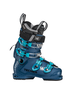 Tecnica Cochise 95 Womens Ski Boot Process Blue