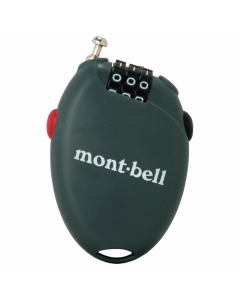 Montbell Compact Dial Lock