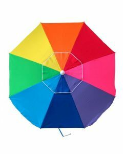 Shelta Cottlesloe Beach Umbrella Rainbow