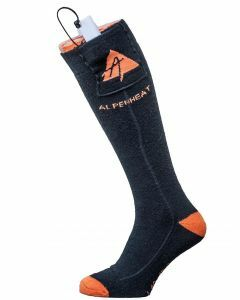 Alpenheat Heated Socks without charger