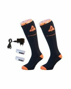 Alpenheat Heated Socks with charger