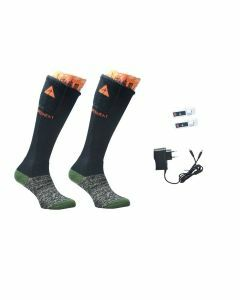 Alpenheat Heated Socks Wool with Charger
