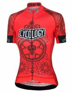 Cycology Womens Day of the Living Jersey