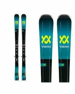 Volkl Deacon 84 Ski + LowRide XL 13 Binding 2020