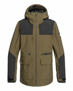 Quiksilver Mens Arrow Wood Jacket