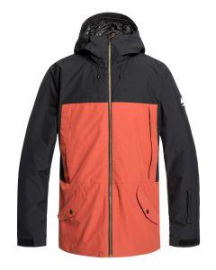 Quiksilver Mens TR Ambition Jacket