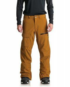 Utility 20K Pant - Golden Brown