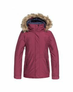 Roxy Girls Tribe Jacket - Beet Red