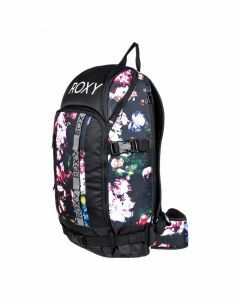 Roxy Tribute Backpack - True Black Blooming