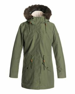 Roxy Women's Amy 3-in-1 Parka Jacket - Four Leaf Clover