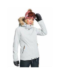 Roxy Meade Jacket Heather Grey