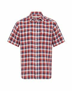 RM Williams Fraser Short Sleeve Shirt