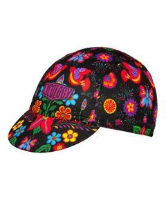 Cycology Cycling Cap - Frida (Black)
