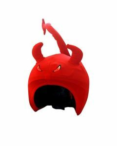 Coolcasc Helmet Cover Devil LED