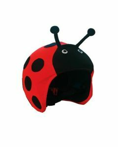 Coolcasc Helmet Cover Ladybug