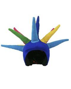Coolcasc Helmet Cover Spikes