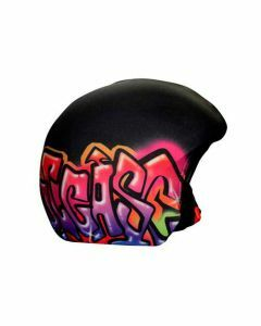 Coolcasc Helmet Cover Graffiti