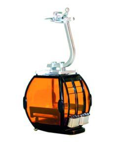 Jagerndorfer Omega IV Gondola - Orange/Black