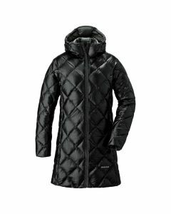 Montbell Superior Down Travel Coat - Black Gloss