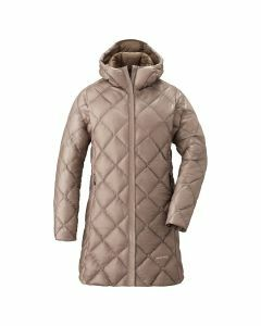 Montbell Superior Down Travel Coat - Pink Beige