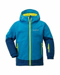 Montbell Kids Powder Step Jacket 110-120