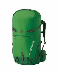 Montbell Alpine Pack 60 Green