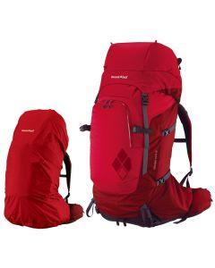 Montbell Mens Trekking Pack 80