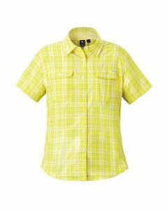 Montbell Womens Wickron Light Short Sleeve Shirt