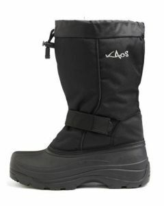 Snow Boot Kids Black