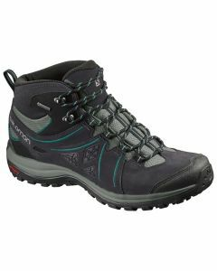 Salomon Womens Ellipse 2 Mid LTR GTX® - Phantom/Grey