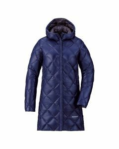 Montbell Superior Down Travel Coat - Midnight Blue