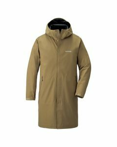 Montbell Mens Rambler Raincoat - Buff